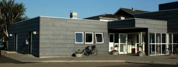 Darum Kultur- og Fritidscenter, hvor arkivet har lokalerscentret